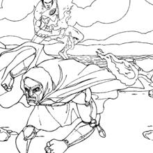 Doctor Doom und Menschliche Fackel
