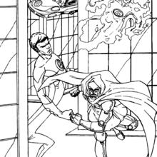 Doctor Doom rennt