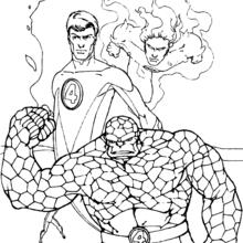 Drei Helden