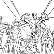 Helden in der Mutantenschule