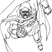 Doctor Doom ist sauer