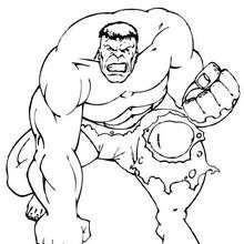 Der starke Hulk