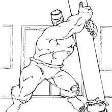 Hulks Macht