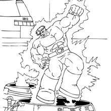 Hulks Hinrichtung