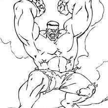Hulk wird wütend
