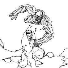 Abomination duelliert mit Hulk