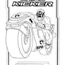 Police Crime Kicker