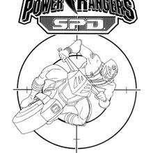 Rangers Motorrad