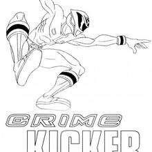 Crime kicker