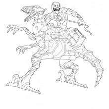 Der Monsterroboter