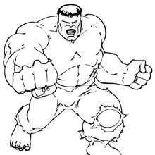 Hulks Schlag