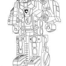 Flugbereiter Roboter