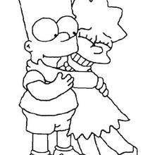 Bart und Lisa