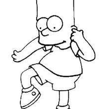 Bart macht Blödsinn