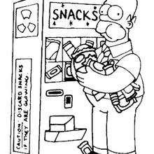 Homer hat Hunger