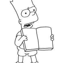 Bart und sein Buch