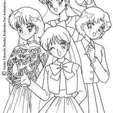 Sailor Heldinnen