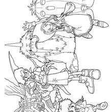 Digimon Helden
