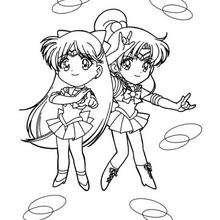 Kleine Kämpferinnen