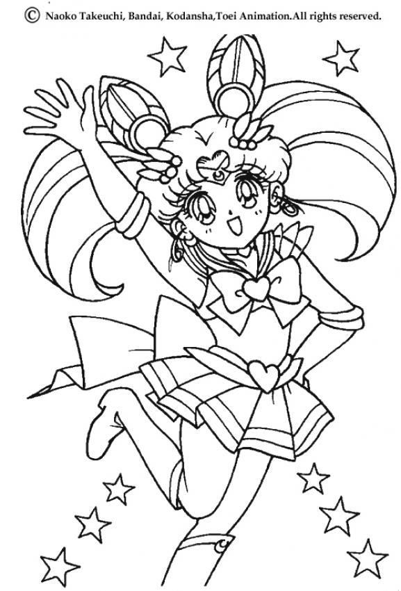Sailor Moon die Kämpferin