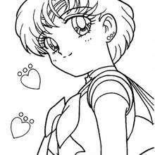 Sailor Uranus Portrait