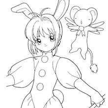 Sakura das Kaninchen und Kereberus