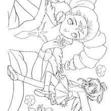 Sakura und die Prinzessin