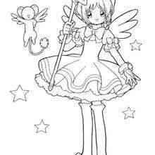 Sakura die Prinzessin und Kereberus