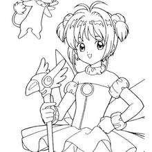 Sakura Prinzessin von Clow