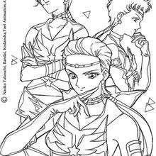 Sailor Trio