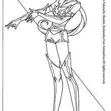 Sailor Kriegerin