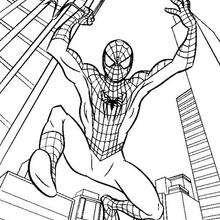 Spidermans großer Sprung