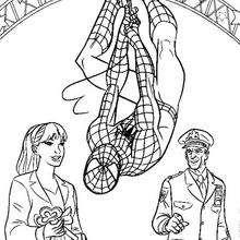 Spiderman und der Schlüssel zur Stadt