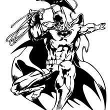 Batman und Batarang
