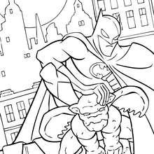 Batman und Gargoyle