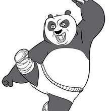 Kung Fu Panda greift an