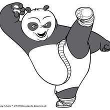 Po der Kung Fu Panda