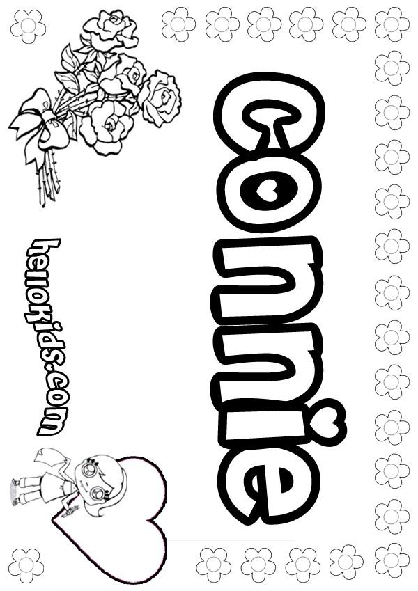 conni ausmalbilder zum ausdrucken  malvorlage gratis