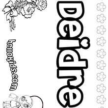 Deidre