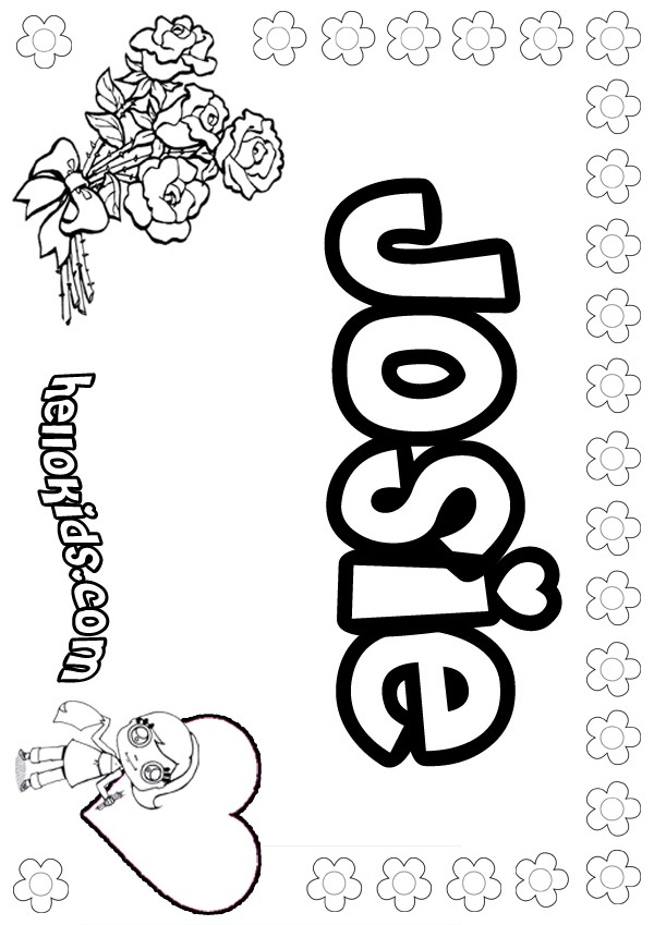 Judith Coloring Page