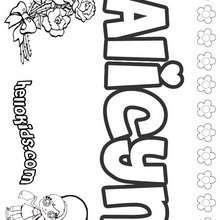Alicyn