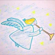 Wie man einen Engel malt