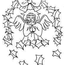 Engel zum Ausmalen