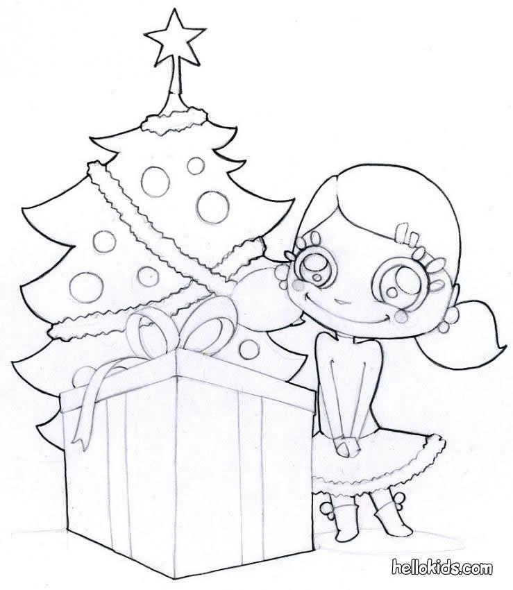weihnachtsbaum und geschenke zum ausmalen zum ausmalen. Black Bedroom Furniture Sets. Home Design Ideas