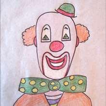 Wie man einen Clown malt