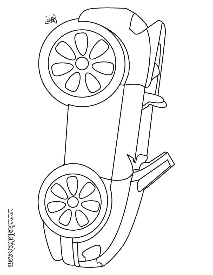 cabrio zum ausmalen zum ausmalen. Black Bedroom Furniture Sets. Home Design Ideas