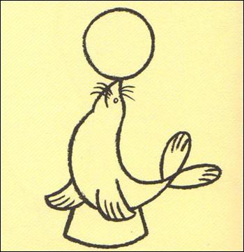 Wie man einen Seelöwen malt