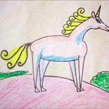 Wie man ein Einhorn malt