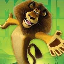 Madagascar 2: Alex der Löwenkönig Girlande