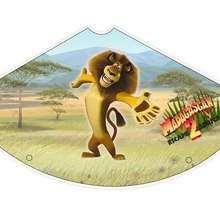 Madagascar 2: Alex der Löwenkönig Partyhut
